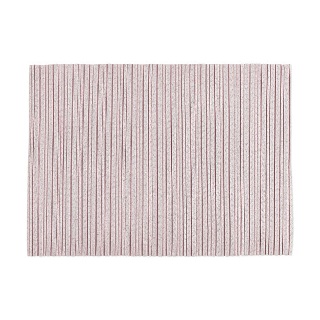 Iittala X Issey Miyake Placemats Pink in color