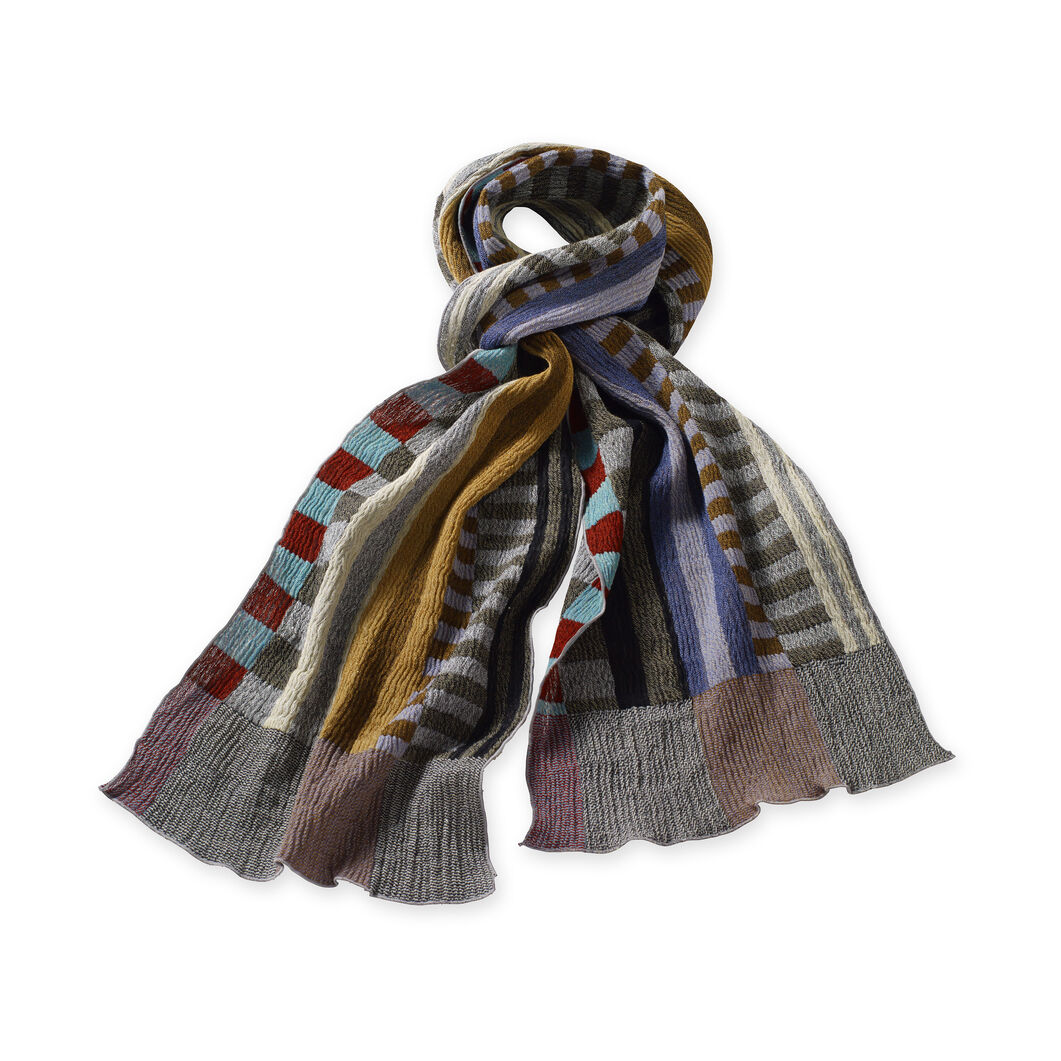Roll-Up Scarf in color