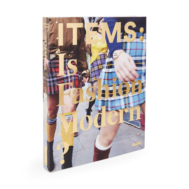 Items: Is Fashion Modern? in color