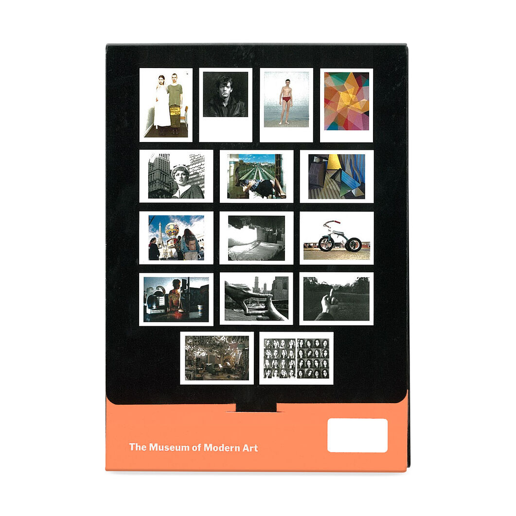 Photography at MoMA: 1960 to Now Postcard Set in color
