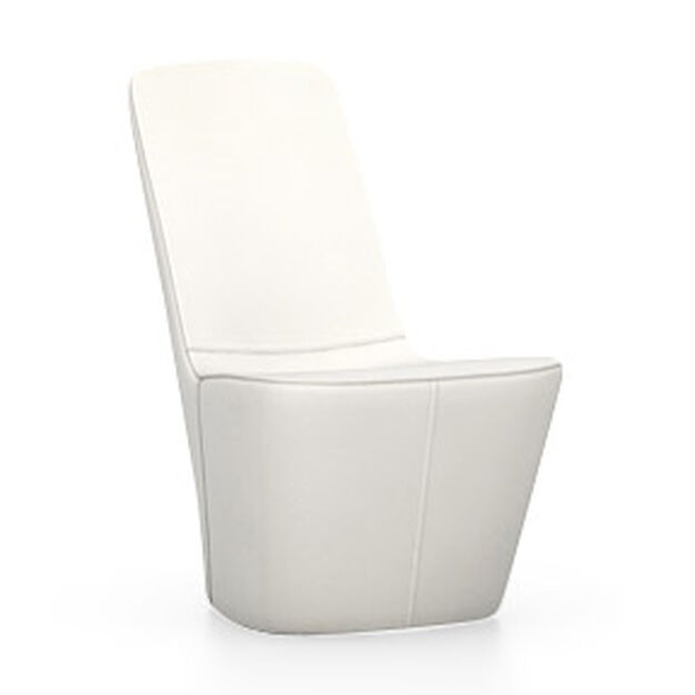 Monopod Chair in color White