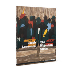 Jacob Lawrence: The Migration Series - Paperback in color