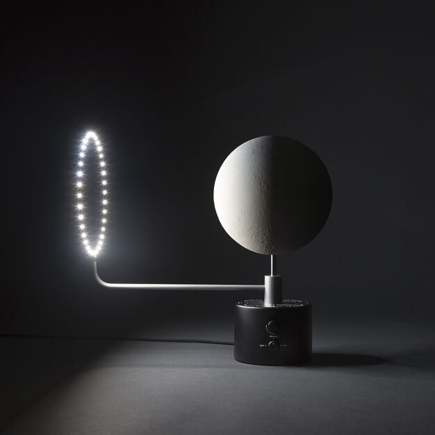 Moon Table Lamp in color