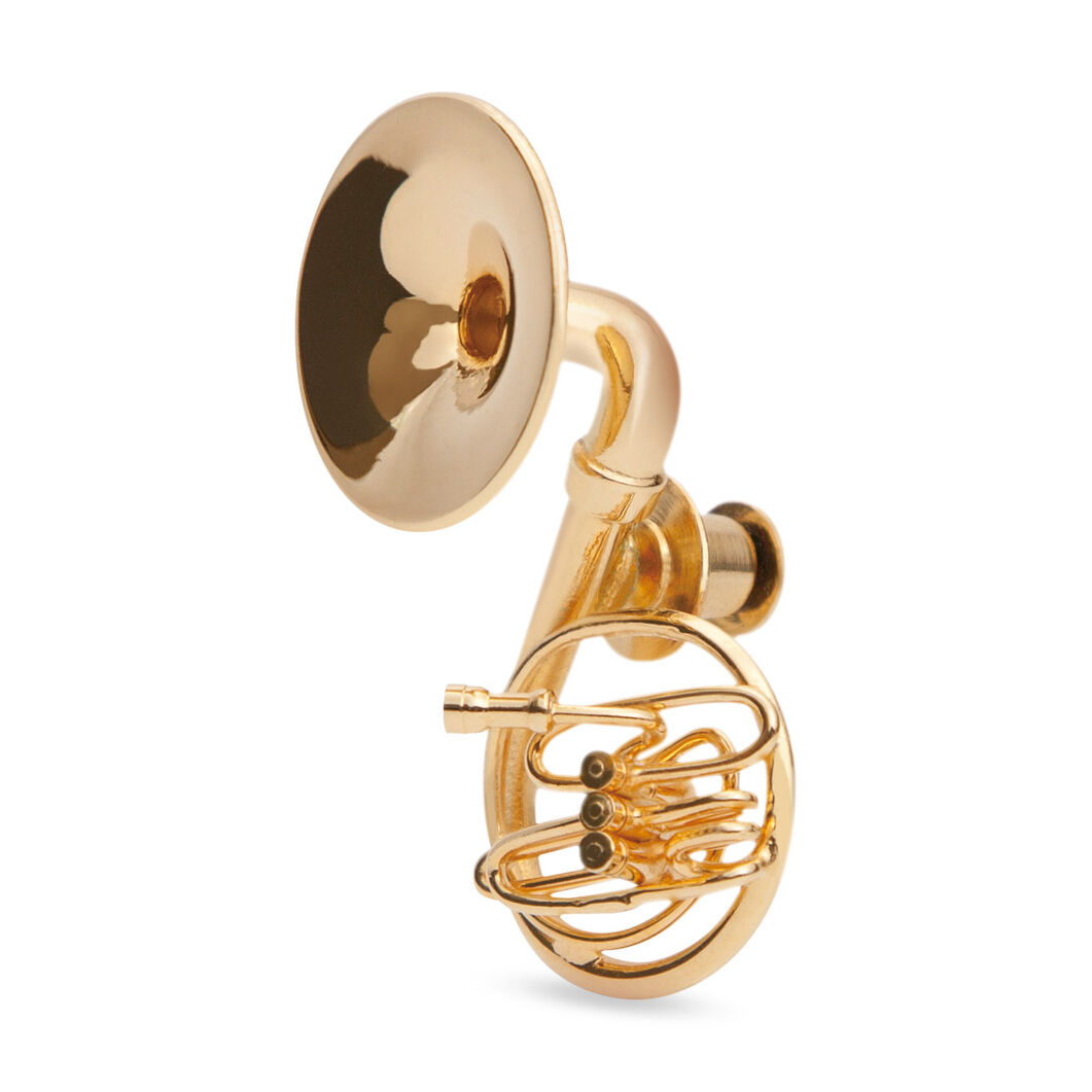 Instrument Pin - Sousaphone in color