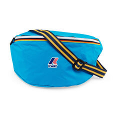 K-Way Waist Bag in color Blue