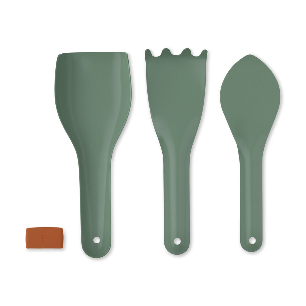 Rig-Tig Green-it Garden Tool Set in color