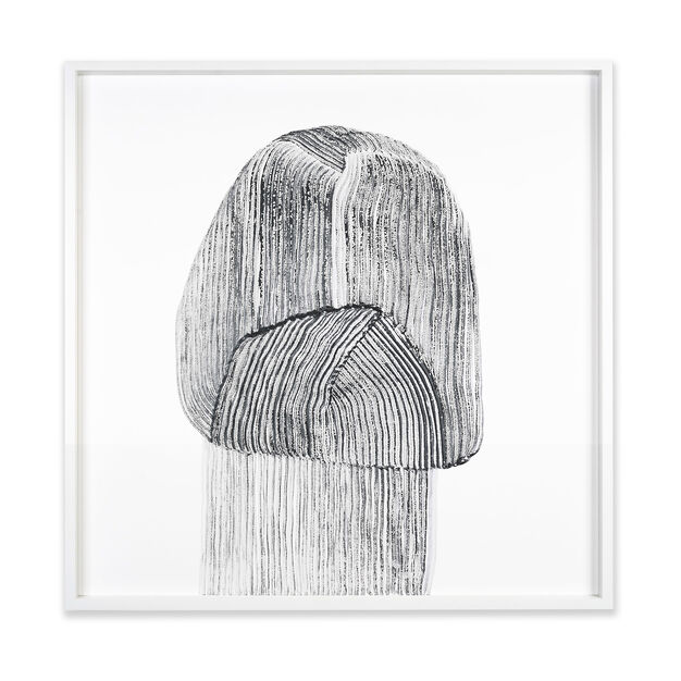 Ronan Bouroullec: Drawing 9, 2020 Framed Print in color