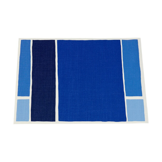 Chilewich Maptone Placemats in color Cobalt