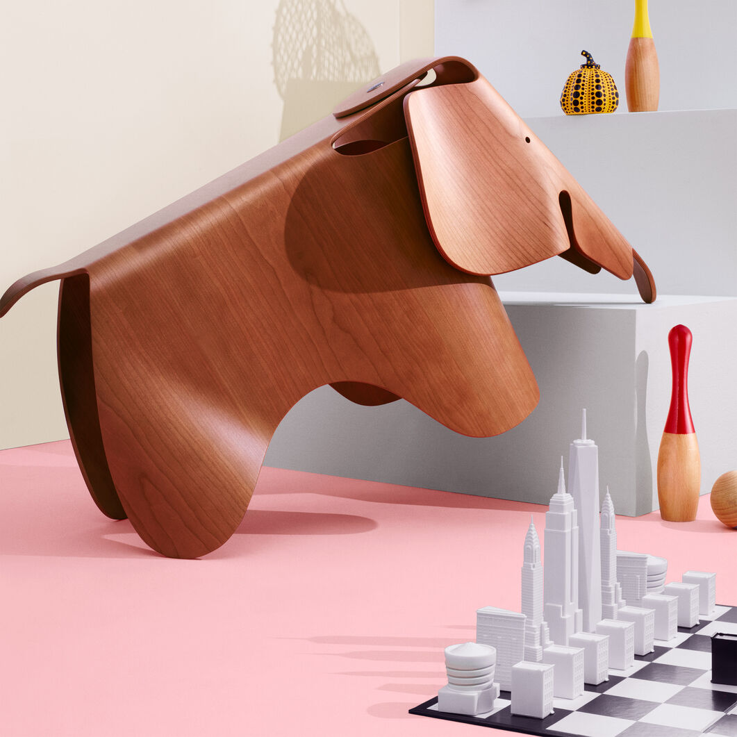 Eames® Plywood Elephant in color