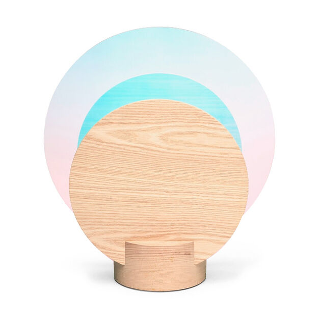 Radiant Lamp in color