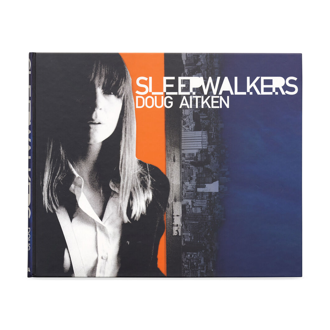 sleepwalkers: Doug Aitken (HC) in color