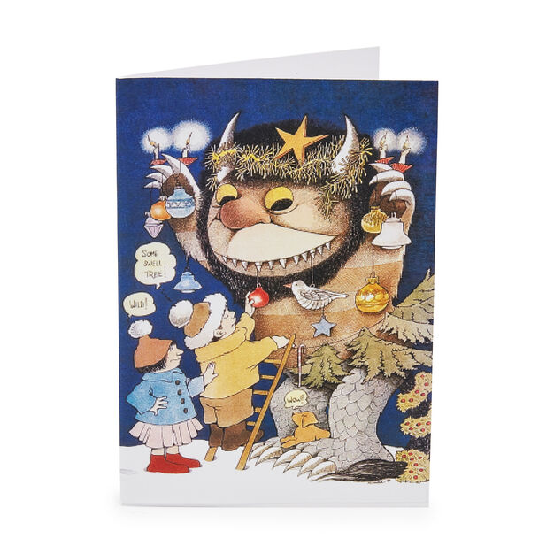 Maurice Sendak Holiday Cards (Box of 12) in color