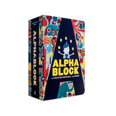 Alpha Block in color