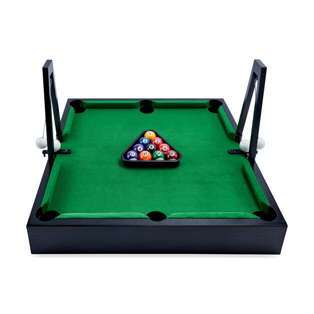 Skittle Pool Game in color