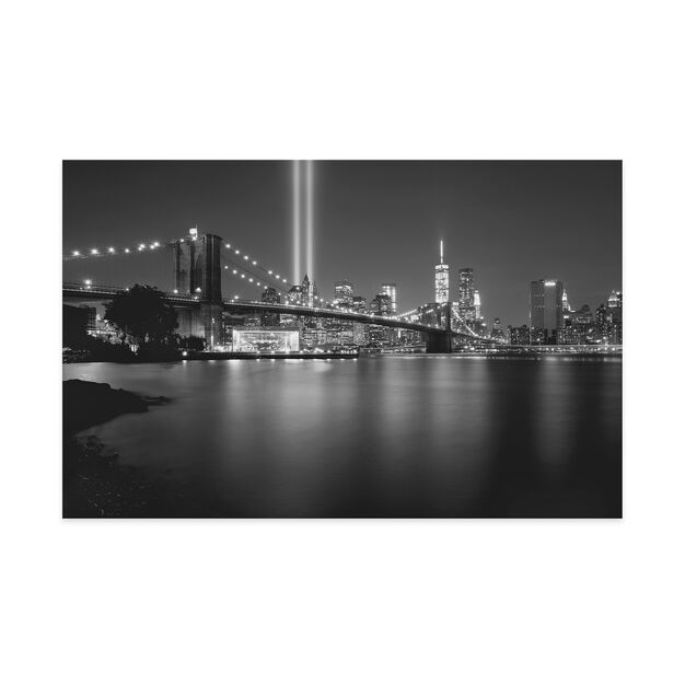 Brooklyn Bridge Print in color