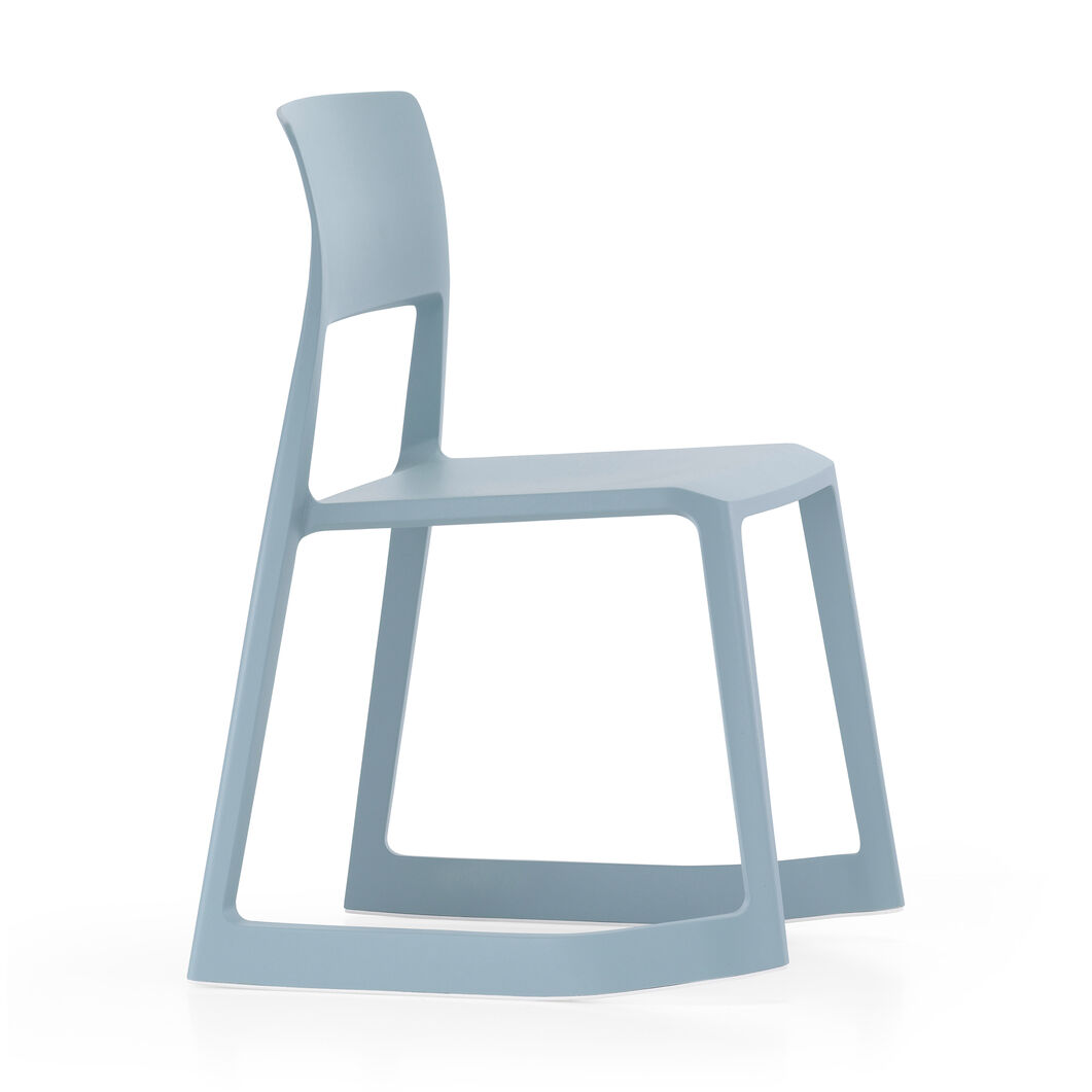 Tip Ton Chair in color Grey