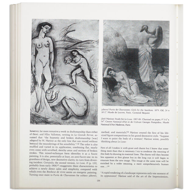 The Wild Beasts: Fauvism and Its Affinities - Hardcover in color