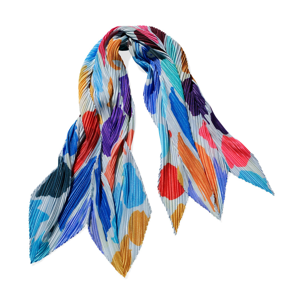 Issey Miyake Big Knit Scarf in color