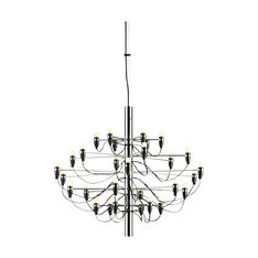 2097 Chandelier in color Silver