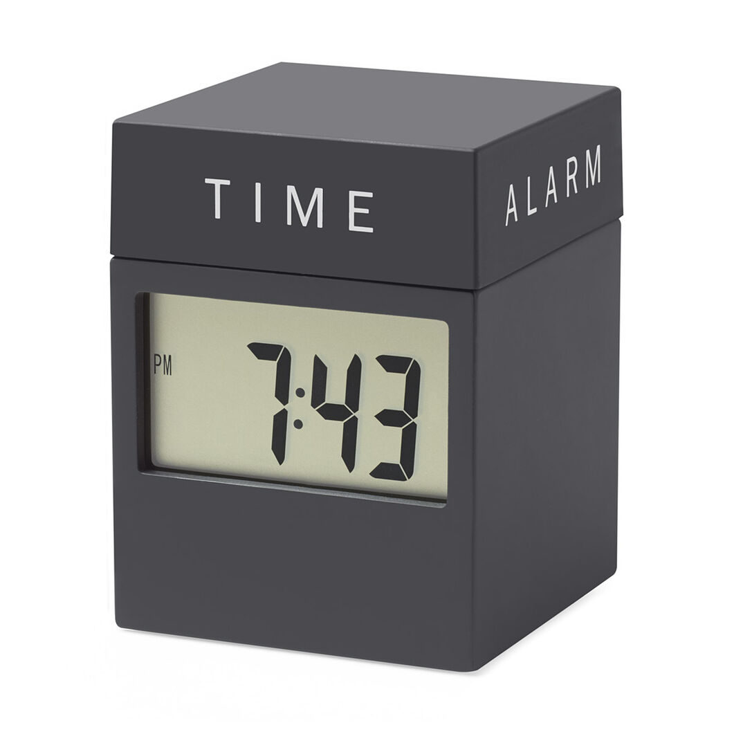 4-in-1 Twist Clock in color