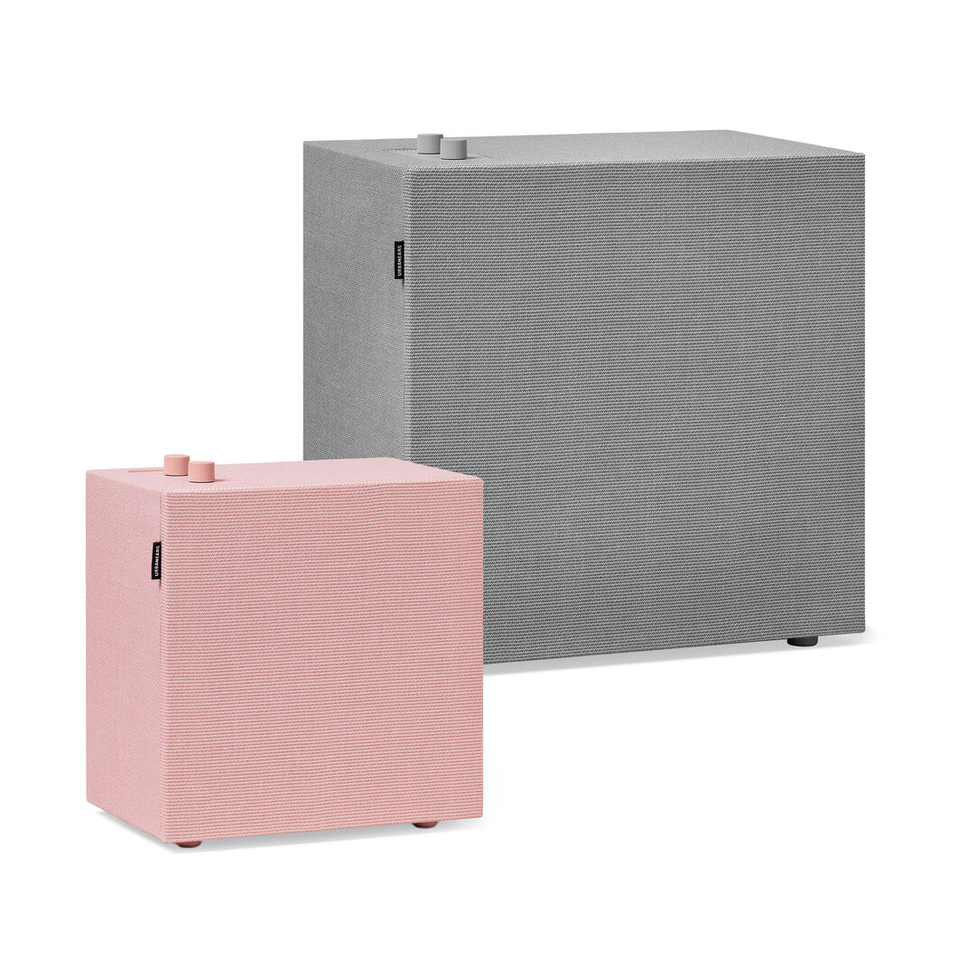 Urbanears Connected Speakers - Large Gray in color Grey