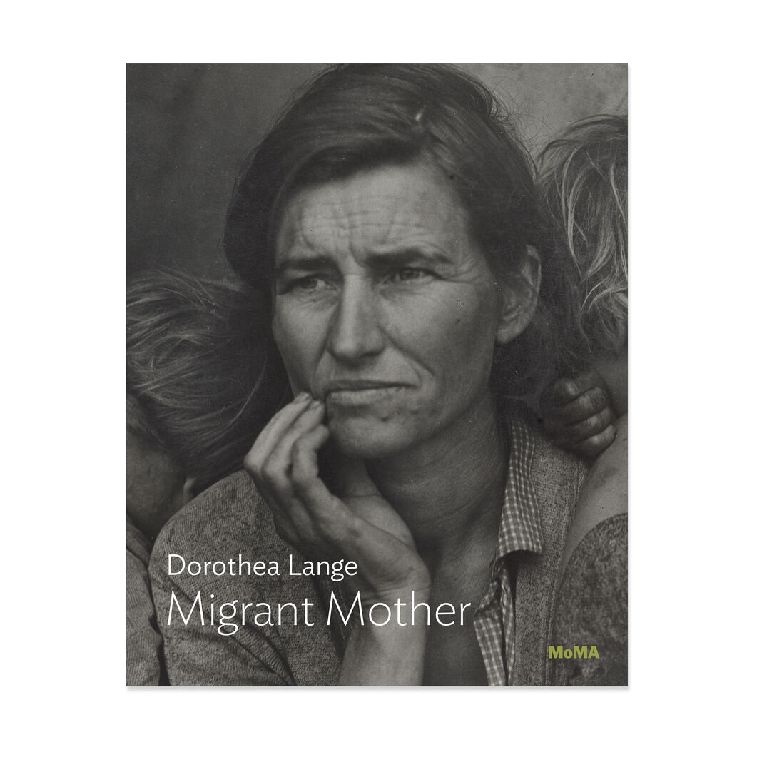 Dorothea Lange: Migrant Mother - Paperback in color