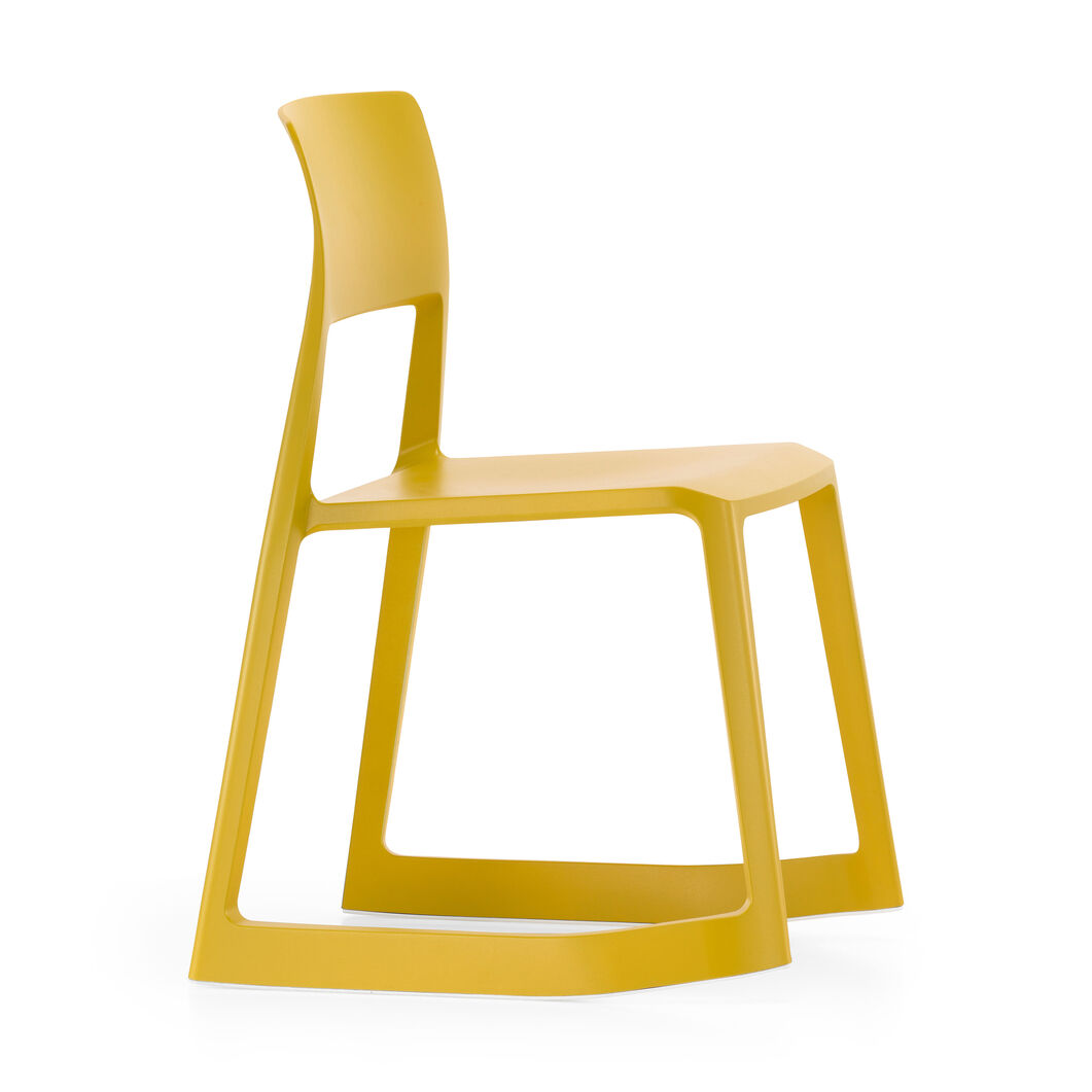 Tip Ton Chair in color Mustard