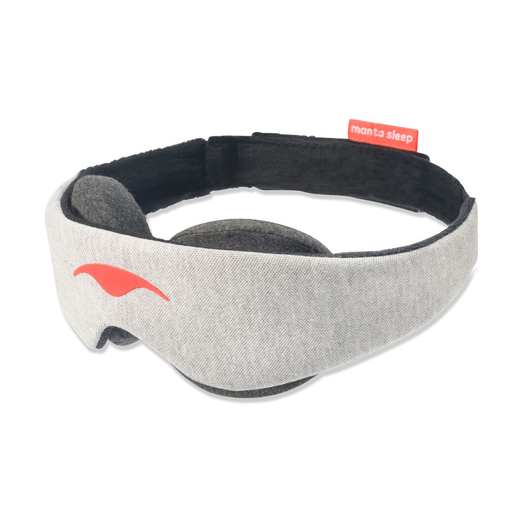 Manta Blackout Sleep Mask in color