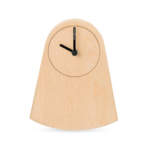 Ipno Rocking Clock- Birch Wood in color Birch