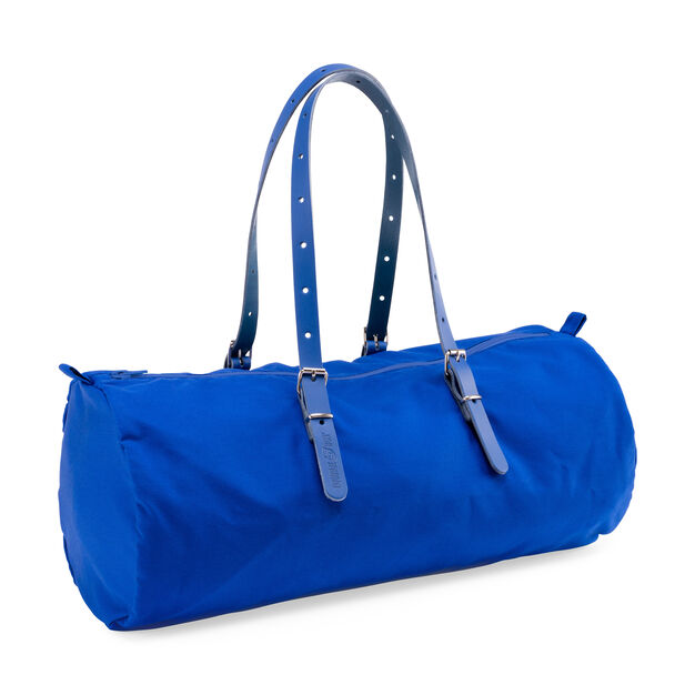 Blue DUFFLE-CO Bag in color