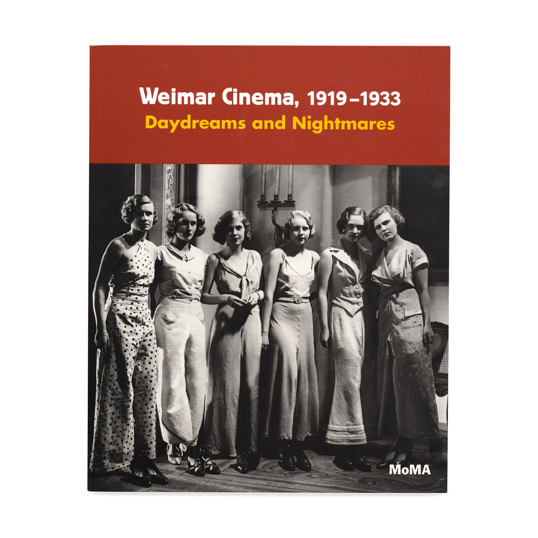 Weimar Cinema  1919-1933: Daydreams and Nightmares in color
