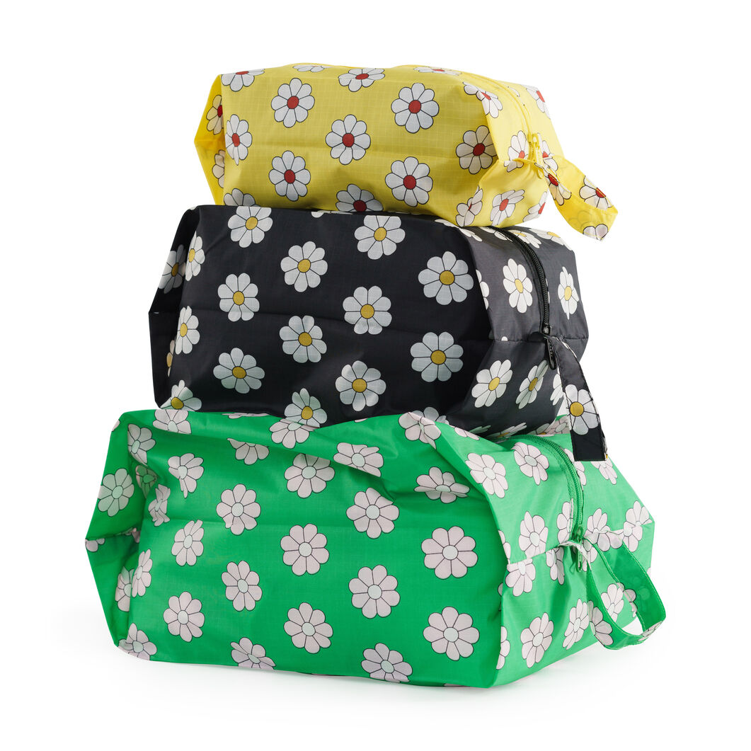 Baggu 3D Zip Set of 3 in color