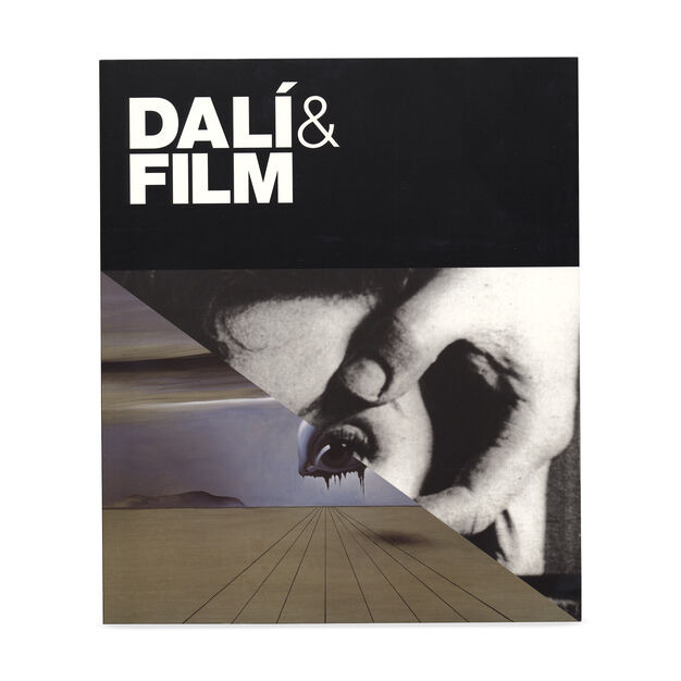 Paperback Dalí & Film in color