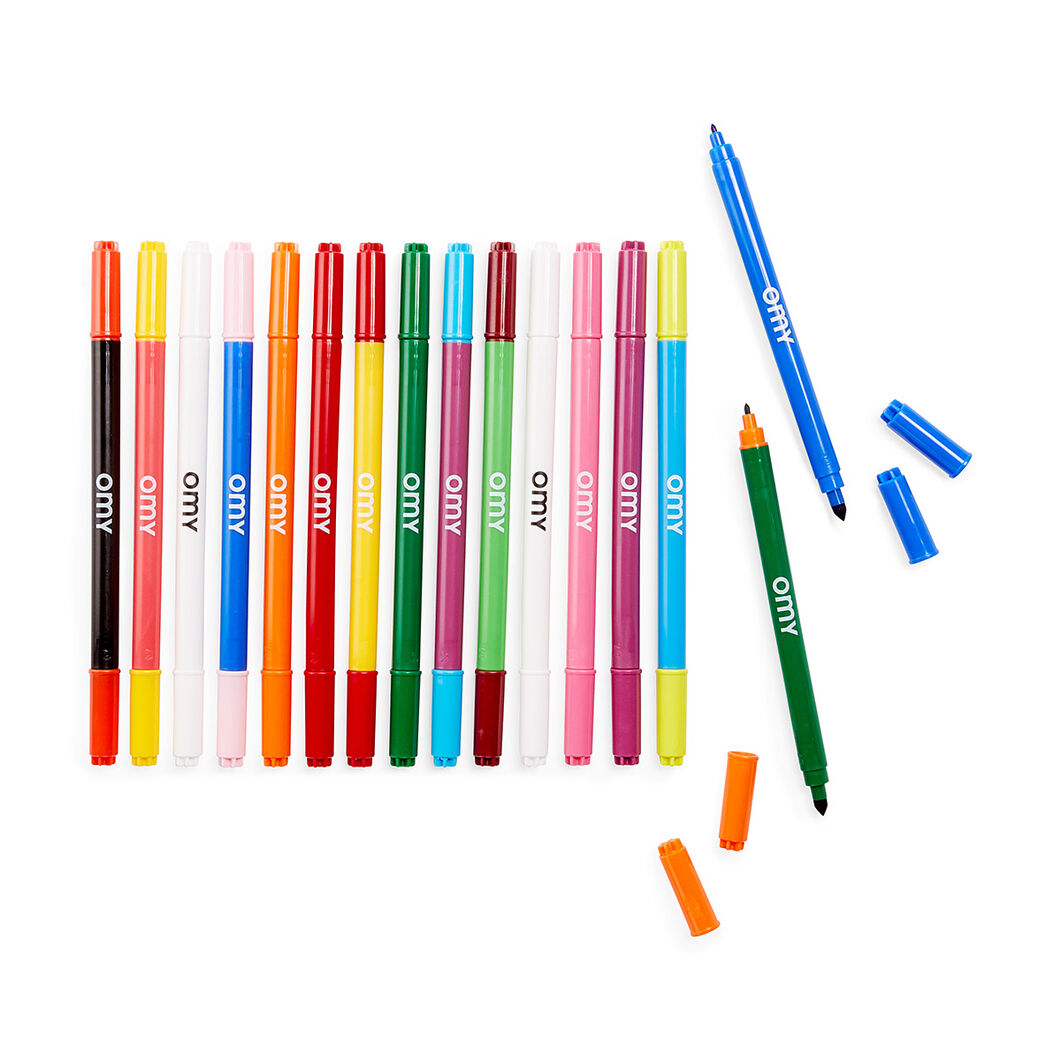 Magical Felt Pens in color