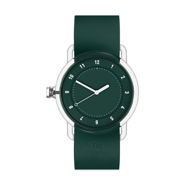 TID Watch No. 3 in color Green