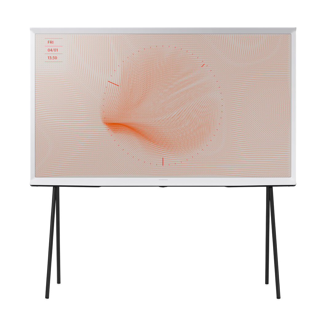 """Samsung The Serif 2.0 QLED TV 55"""" in color"""
