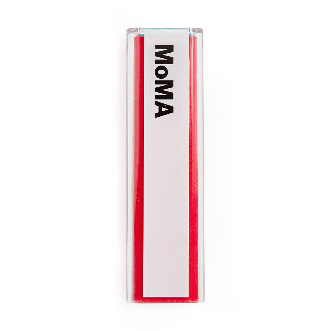 MoMA Touchscreen Mist Cleaner in color Red