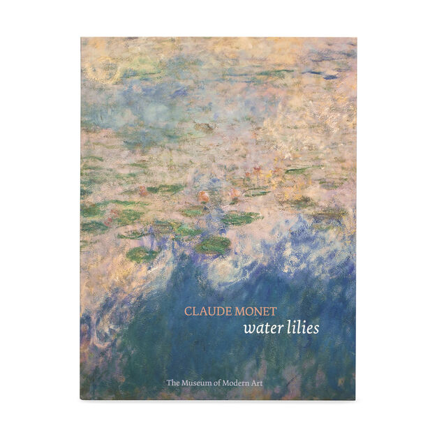 Claude Monet: Water Lilies (PB) in color