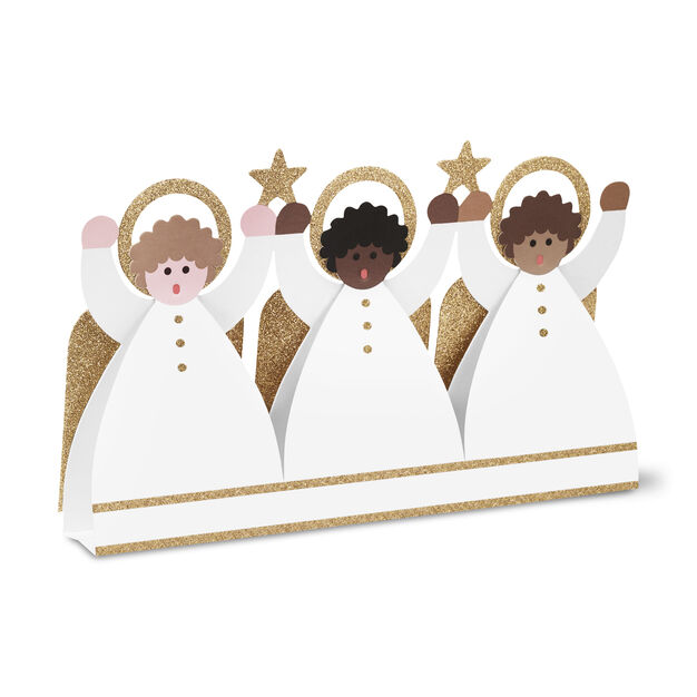 <div>Joy to the World Holiday Cards (Box of 8)</div> in color