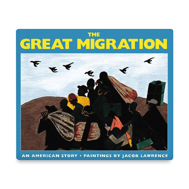 The Great Migration: An American Story in color