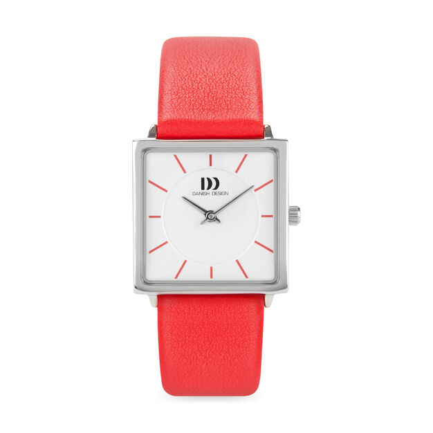 Danish Square Watch in color