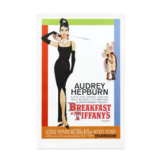 Breakfast at Tiffany's Poster in color
