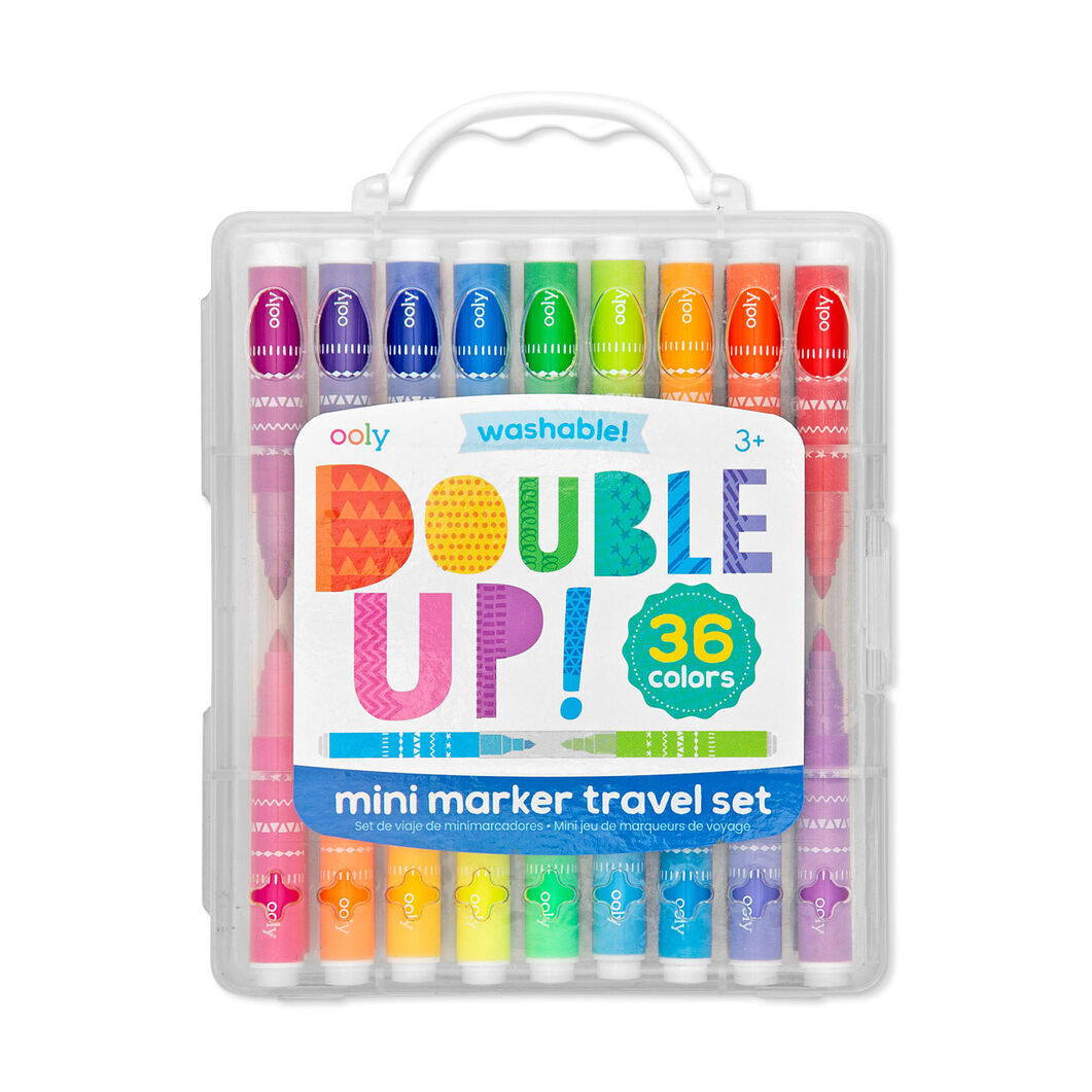 Double Up! 2-in-1 Mini Markers in color