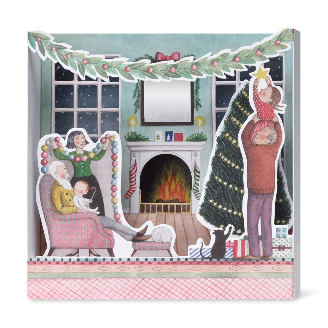 Deck the Halls Holiday Cards (Box of 8) in color