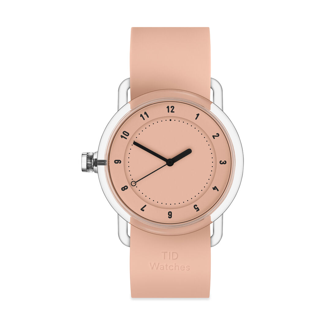 TID Watch No. 3 in color Pink