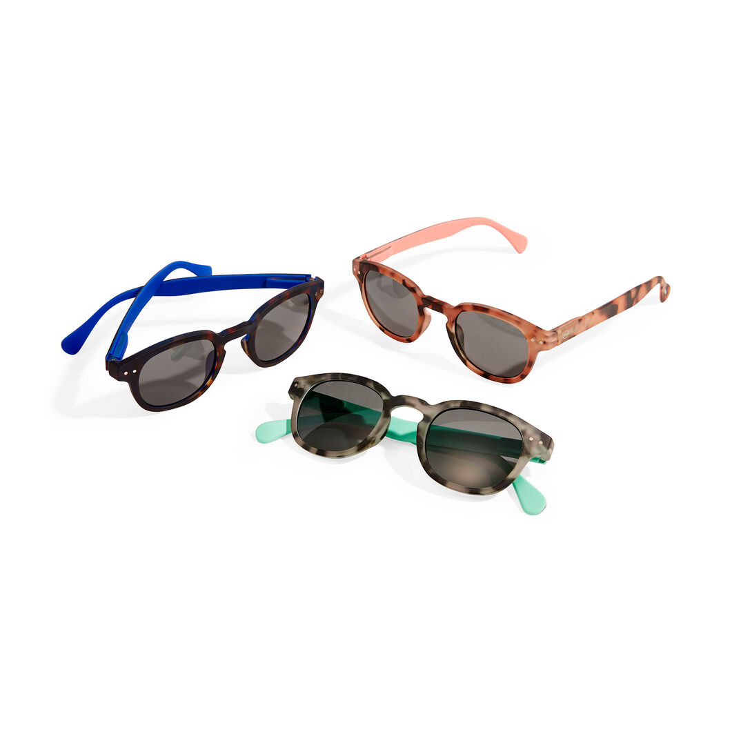 MoMA Edition IZIPIZI Sunglasses in color