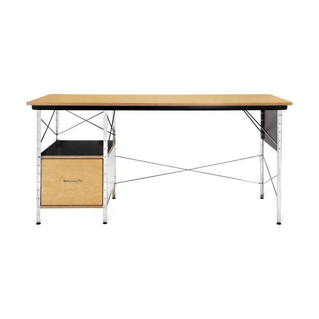 Eames Desk in color Black/White