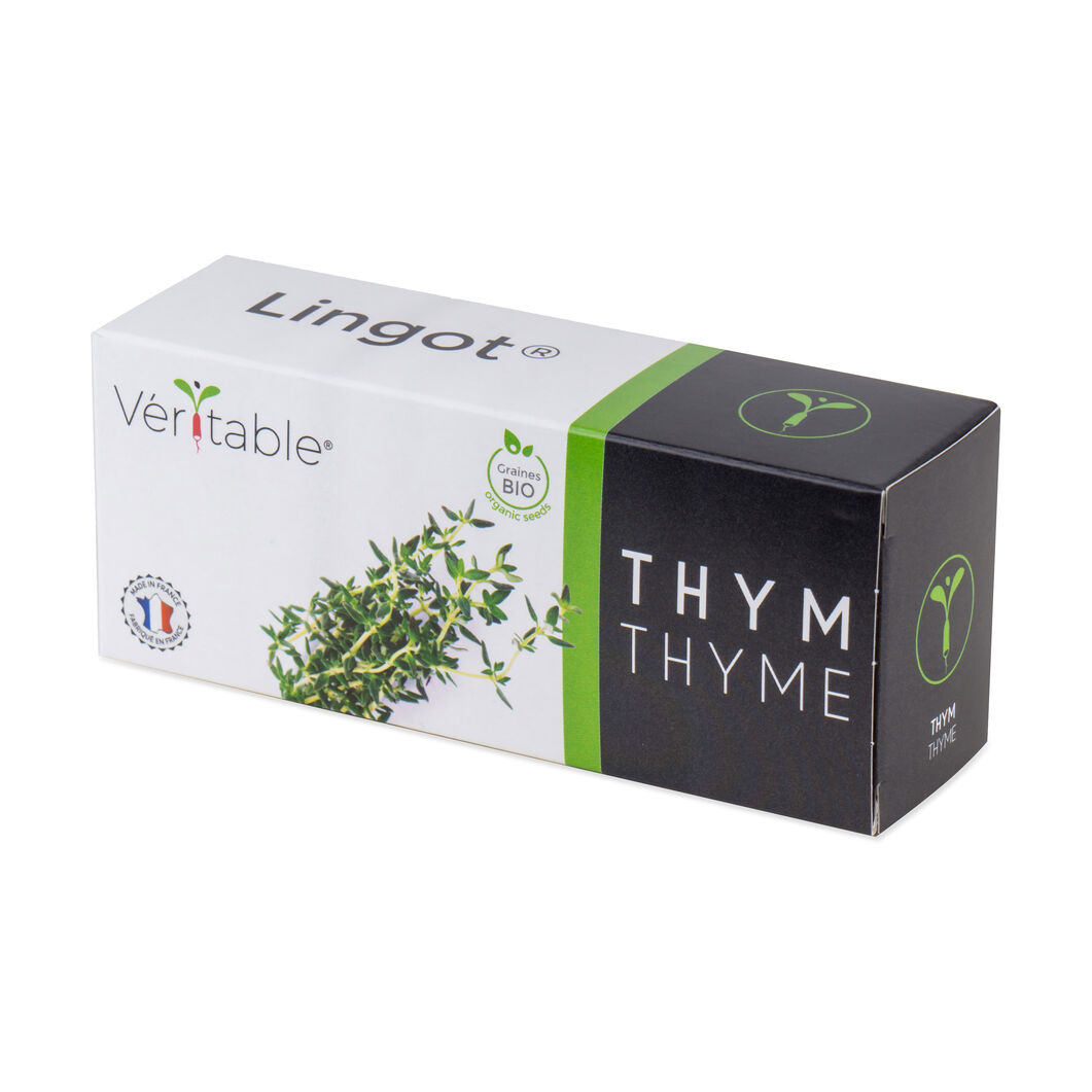Veritable® Smart Indoor Garden Lingots® in color Thyme