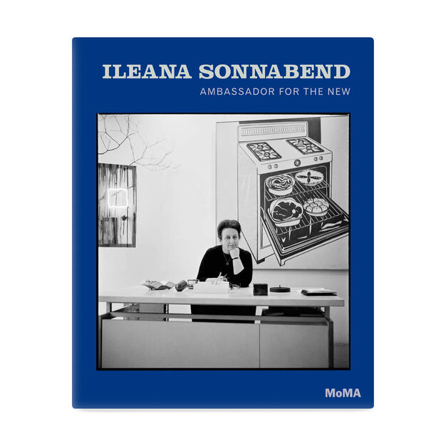 Ileana Sonnabend: Ambassador for the New in color