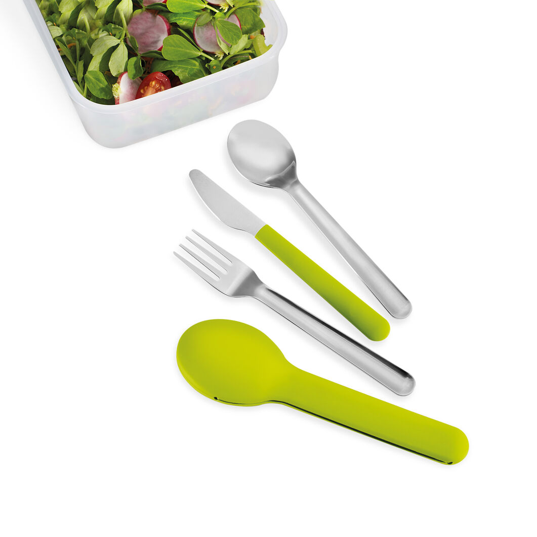Joseph Joseph GoEat 3-Piece Cutlery Set in color